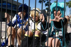 VOCALOID: Prisoners of Music by deidara-senpai77