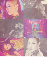 Dara in I Love You by gdomination