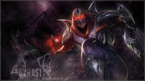 Zed LoL Forum Signature by RoGHeiros