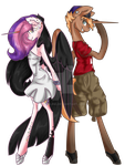 .:AT:. like pb an' j for =NekoMellow by Cybiline