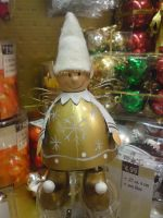 little christmas elf by two-ladies-stocks