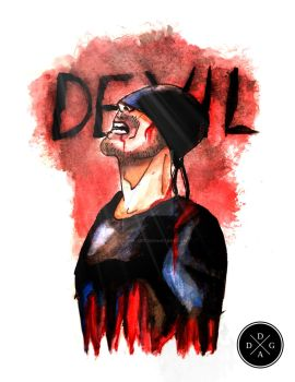 DAREDEVIL by DaCunha-Art