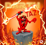Darth Taz by RussCook