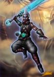 Ekko, The Boy who Shattered Time by sannamy