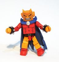 Etrigan Custom Minimate by luke314pi