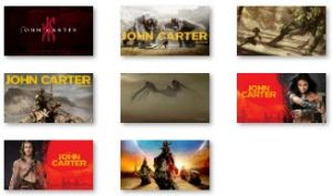 John Carter Theme For Windows 7 And 8 by Techiee9