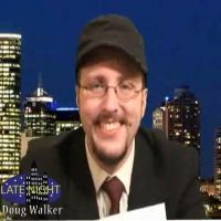 Late Night With Doug Walker by excelladon