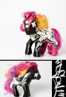 Custom My Little Pony by frazbot
