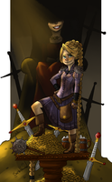 Disney re-imagined: Rapunzel by Ideal-Idiosyncrasies