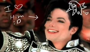 I heart you, Michael by S0F14C4RR0