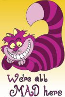 The Cheshire Cat by chri77