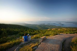 Cadillac Mountain by tfavretto