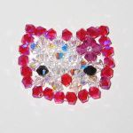Hello Kitty Crystal Patch by vivee
