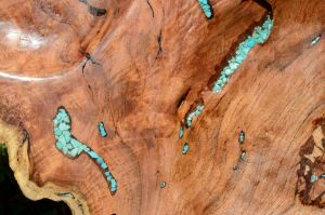 Mesquite tray Turquoise detail 5 by lamorth-the-seeker