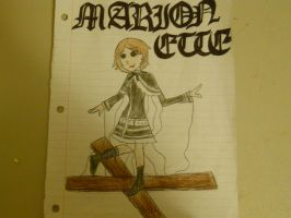 Marionette : The living doll by Cartoonsforever