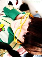 Chie Satonaka by OfficerLollipop