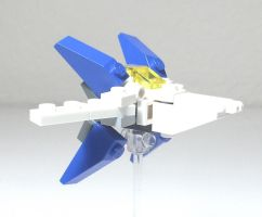 Arwing Assault mini 1 by Tekka-Croe