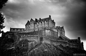 Edinburg Castle 4 by Yupa