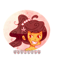 Further Chibi Style Practice-Maricela by Prateh-Kampuchea