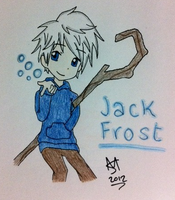 Jack Frost!! by PolestarRemnants13