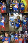 Supergirl At Convention by JohnMichael007