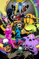 Adventure Time! by JustinPeterson