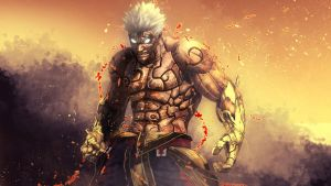 Wrath of the Gods: Asura by Stylistic86
