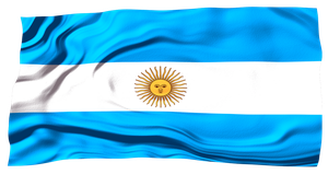 Flags of the World: Argentina by MrAngryDog