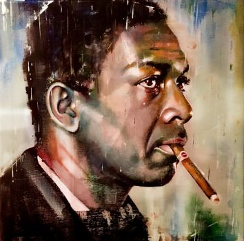 John Coltrane by cloudgap
