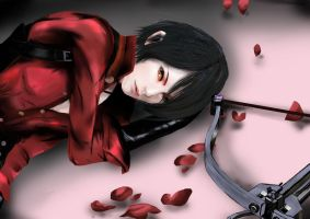 Resident Evil 6 - Ada Wong by Claire162
