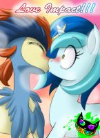 Ponies - Love Impact! by Silent-Sid