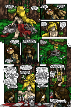'Stone Punks' - Episode 1, Page 21 by Bradshavius