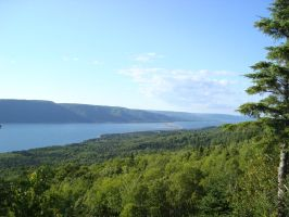 Bras d'Or Lakes by k1m0s
