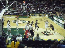 Storm vs. Silver Stars 2008 by Seattle-Storm