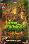 ShockMonster Movie poster by WacomZombie