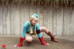 Cammy Cosplay Ikuy 32 by TheUnbeholden