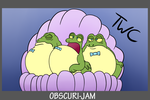 ObscuriJam 2016 - Singing Frogs by tellywebtoons