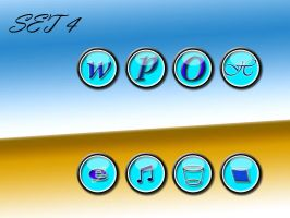 icon set 4 by nfn678