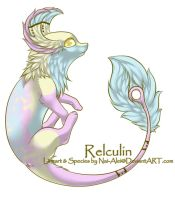 Relculin Adopt: CLOSED by Inner-Realm-Adopts