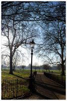 Jalan2 Hyde Park 1 by Adila
