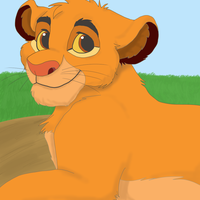 Simba by Mobbins