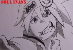 Soul Evans by 19flameprincess