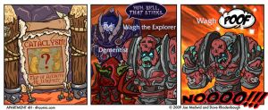 World of Warcraft Comic by Dementist29