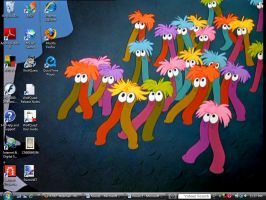 my desktop :D by moshi-moro