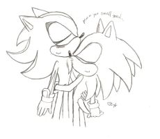 Shadow smells sexeh by SylvieNe