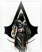 Assassins Creed : Ezio by aca985
