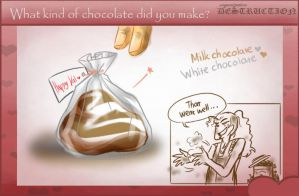 Chocolate? by lupitard