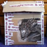 Smaug by EquineRibbon