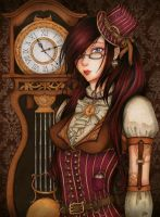 Steampunk by maxicarry
