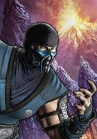 Sub zero warrior Lin Kuei by papalotl25